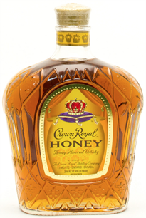 Crown Royal Canadian Whisky Honey 750ml